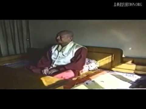 1996年11月26日蓮生活佛盧勝彥在尼泊爾 卡瑪列切寺的坐床大典